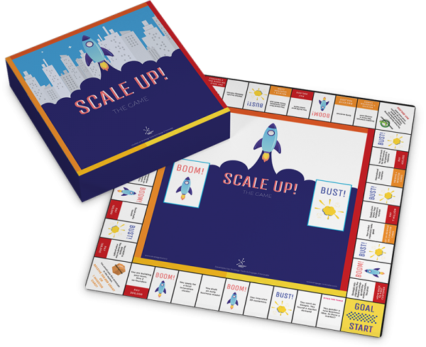 Scale Up Strategy Simulation