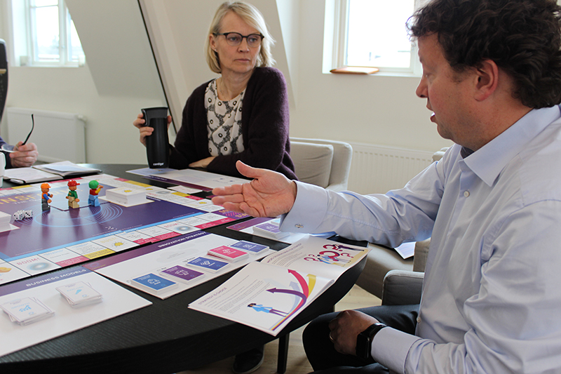 Innovation Agency Strategy Simulations