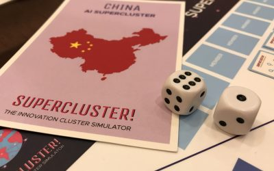 Cluster Leadership? Look to China